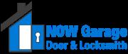 NOW Garage Door & Locksmith Official Logo